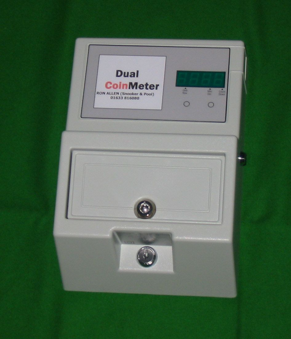 Snooker Pool Table Light Timer Timing Meter Also Squash